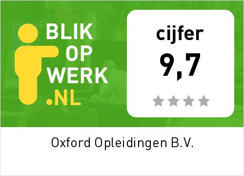 Cijfer Oxford Opleidingen BV
